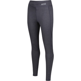 Regatta Holeen Leggings Women, seal grey marl